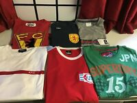 Mens T-Shirt Bundle - All Size LARGE -.X LARGE (3 COPA 1 SUPERDRY & 2 OTHER)