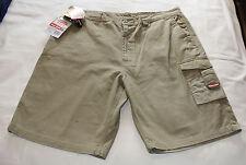 Hard Yakka Y02800 Khaki Legends Cotton Trousers Work Pants Size 107R New