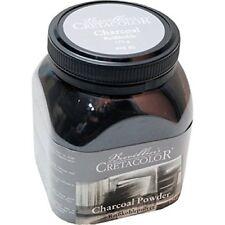 Cretacolor Charcoal Drawing Powder pure pigment artist powder 350 GRAMS