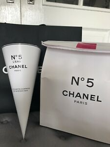 Chanel No 5 The Mystery Pouch Box Brand New Ltd Edition Factory 5 Collection