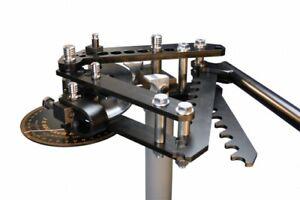 JD Squared Model 32 Manual Ratchet Tube Bender Inc. Degree Ring & Handle