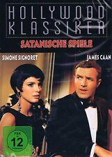 DVD NEU/OVP - Satanische Spiele - Simone Signoret & James Caan