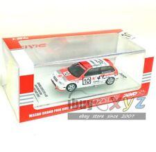 INNO 64 MODELS 1/64 Honda Civic EF9 Mugen #10 Idemitsu 1990 Macau *FREE SHIP USA
