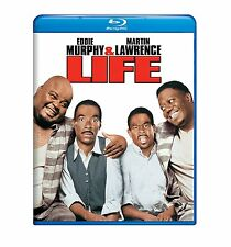 LIFE (1999) EDDIE MURPHY / MARTIN LAWRENCE HI DEF BLU RAY