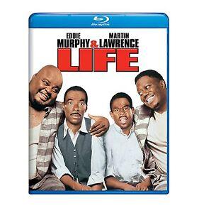 LIFE (1999) EDDIE MURPHY / MARTIN LAWRENCE HI DEF BLU RAY New & Sealed