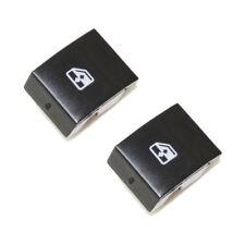 2x Interruptor de Ventana Eléctrica Botón Funda para Opel Vauxhall Astra H