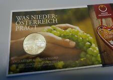 10 Euro Silber Münze Österreich aus Kinderhand <Niederösterreich> 2013
