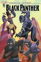 MARVEL ACTION BLACK PANTHER #6 IDW COVER A FLOREAN 1ST PRINT ANIMATED KIDS!