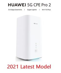 Huawei CPE Pro 2 H122-373 Brand New 2021 Unlocked 5G 4G Router Replaces H112-372
