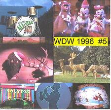 Collectors NEW DISNEYWORLD Nov 1996- DVD #5 Country Bear Xmas+more