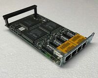 501-4837 Sun Oracle SBUS 100BaseT Quad Fast Ethernet Card 2.0 X1049A