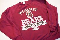 Vintage Hershey Bears Jerzees Medium Hockey 90s