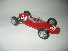 MODEL  BUILT  F.1  # 1:43 DE TOMASO ALFA ROMEO SCARLATTI  FRANCE  GP  1961