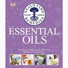 Neal's Yard Remedies Essential Oils Restore Rebalance Revitalize Hardcover