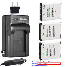 Kastar Battery AC Charger for Nikon EN-EL19 Nikon Coolpix S2500 Coolpix S2550