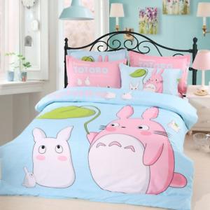 Studio Ghibli Totoro Bedding Set