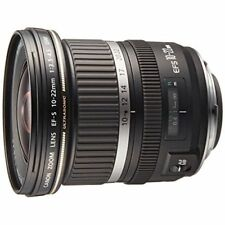 Near Mint! Canon EF-S 10-22mm f/3.5-4.5 USM - 1 year warranty