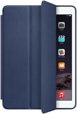 Navy Blue iPad mini case for iPad mini 1-3 RUBAN Smart Case Soft TPU Back Cover