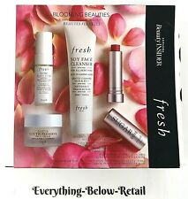 FRESH Sephora Beauty Insider Blooming Beauties Set - NEW! Free Shipping!
