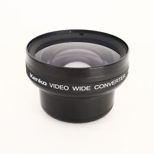 * Kenko Video Wide Converter 0.5x for 46mm Thread Lenses