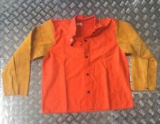 Lincoln Electric Proban Body Extra-Large Leather Welding Jacket PPE