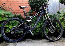 Specialized Enduro S-Works Carbon Fibre Mountain Bike - Size S/M