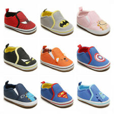 Anti-Slip Infant Casual Shoes Newborn Baby Boy Girl Crib Shoes Dinosaur Trainers
