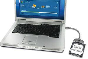 "LAPTOP / NOTEBOOK 2.5"" SATA HARD DRIVE/ SSD CLONE KIT for Windows 7"