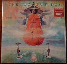 The Flower Kings – Banks Of Eden 2xLP + 2xCD Gatefold – IOMLP 358 – New