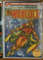 Warlock #9 NM (Oct 1975, Marvel)