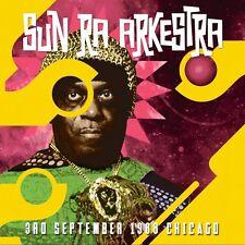 Sun Ra Arkestra - 3rd September 1988 Chicago. Complete concert broadcast New CD