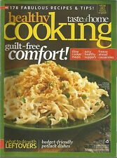 Healthy Cooking Magazine - December/January 2010 - 178 Recipes and Tips!