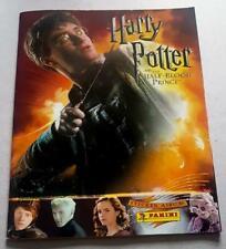 Harry Potter & The Half Blood Prince Sticker Album (Panini UK 2009)
