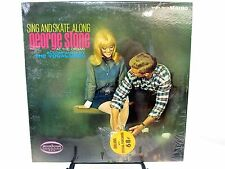 LP Record - Sing & Skate Along GEORGE STONE at Organ MS-3105 stereo