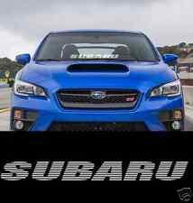 "Subaru 23"" Decal Sticker impreza Lowered JDM wrx sti Stance evo Drift Slammed"
