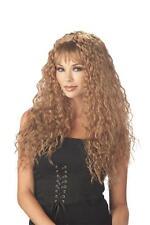 Fierce Mermaid Perm Adult Costume Wig