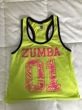 Zumba Team Zumba Tank Top - Zumba Green - XSpicy