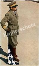 Marschall Balbo Startflagge GP Tripolis Mellaha Mercedes-Benz Silberpfeile 1938