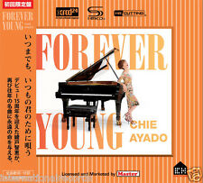 """""""Chie Ayado - Forever Young"""" JVC Japan HR Cutting SHM-XRCD XRCD24 CD New Sealed"""