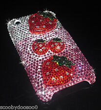 Crystal Hard iPhone 3/3GS Cover - Graduated