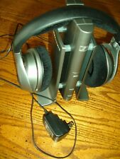 Sennheiser RS 180 digital wireless headphones re-charger and power supply.