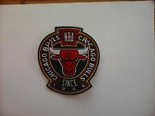 NICE NBA CHICAGO BULLS  JERSEY JACKET SHIRT HOODIE SCRUBS BASKETBALL PATCH*