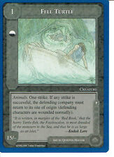 MIDDLE EARTH BLUE BORDER PREMIER RARE CARD RETURN OF THE KING