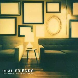 Real Friends – The Home Inside My Head [New & Sealed] CD