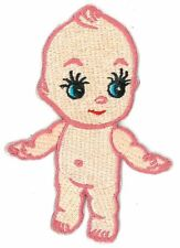 KEWPIE CUPIE DOLL iron on/sew on Embroidered Patch Applique DIY (US Seller)