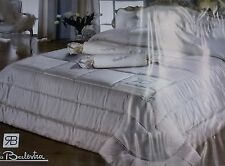 Trapunta piumone Renato Balestra. Mod.Gioiello matrimoniale con cuscini. A457