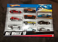 Hot Wheels 2008 10 Pack WOW!!