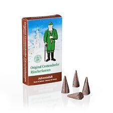 ORIGINALE CROTTENDORFER räucherkerzen-Advent profumo