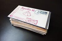 US Stamps 1960's Vintage Lot of 44 Space Topical Covers