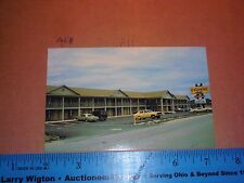 COOKEVILLE TENNESSEE Colonial Inn Motel Swimming Pool Vintage classic car auto a
